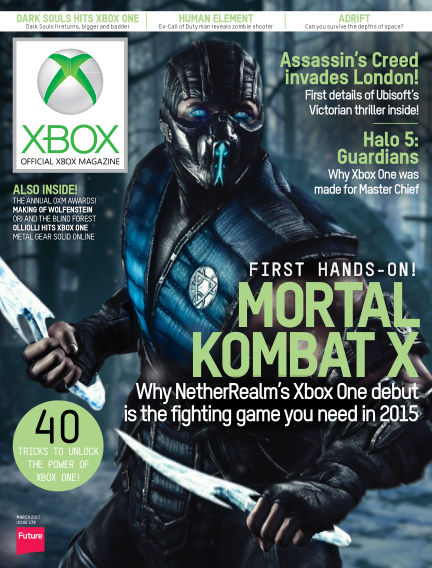 Official Xbox Magazine (US) February 03, 2015 00:00