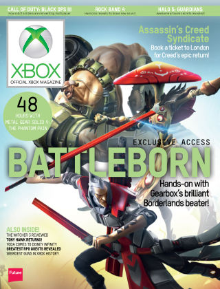 Official Xbox Magazine (US) August 2015