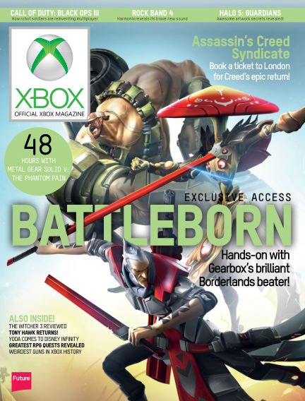 Official Xbox Magazine (US) June 23, 2015 00:00