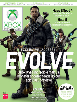 Official Xbox Magazine (US) February 2015