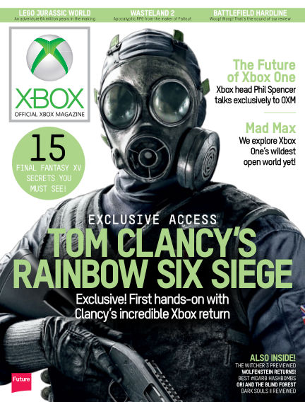 Official Xbox Magazine (US) April 28, 2015 00:00