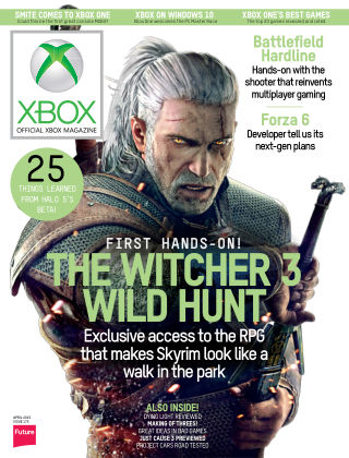 Official Xbox Magazine (US) April 2015