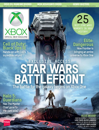 Official Xbox Magazine (US) July 2015