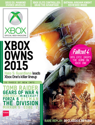 Official Xbox Magazine (US) September 2015