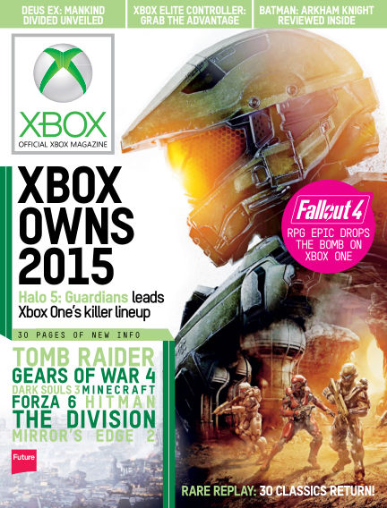 Official Xbox Magazine (US) July 21, 2015 00:00