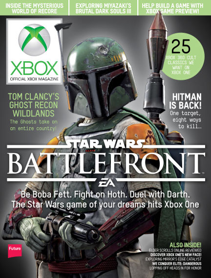 Official Xbox Magazine (US) August 18, 2015 00:00