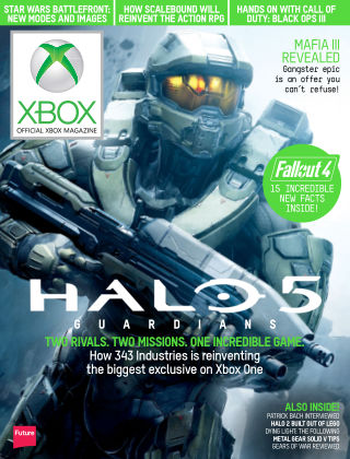 Official Xbox Magazine (US) December 2015