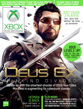 Official Xbox Magazine (US) Holiday 2015