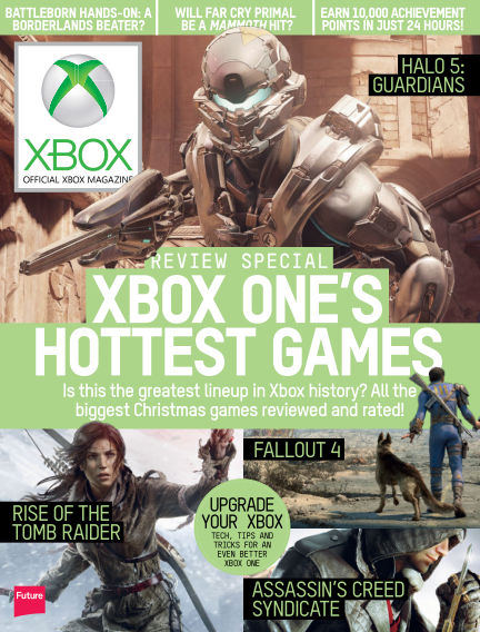 Official Xbox Magazine (US) December 08, 2015 00:00