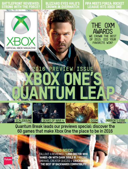 Official Xbox Magazine (US) January 05, 2016 00:00