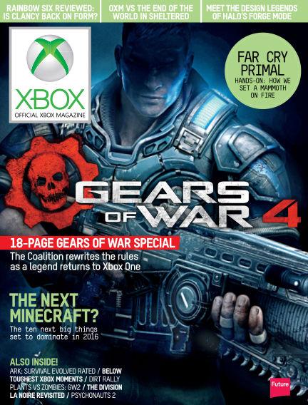 Official Xbox Magazine (US) February 02, 2016 00:00