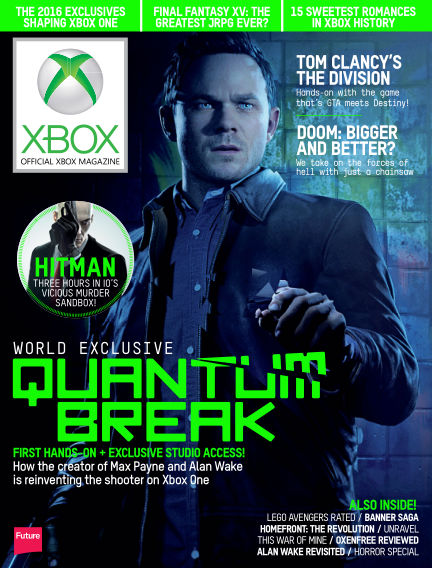 Official Xbox Magazine (US) March 01, 2016 00:00