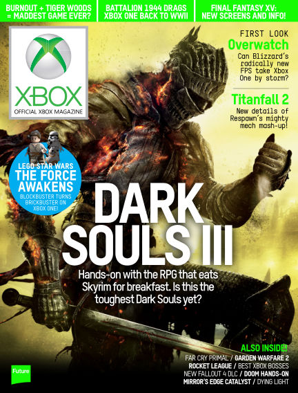 Official Xbox Magazine (US) March 29, 2016 00:00