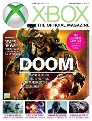 Official Xbox Magazine (US) June 2016