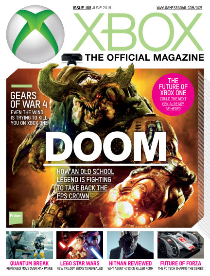 Official Xbox Magazine (US) April 26, 2016 00:00