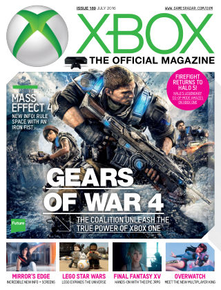 Official Xbox Magazine (US) July 2016