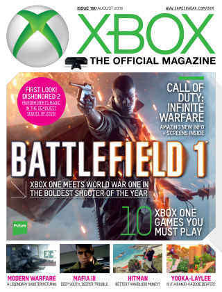 Official Xbox Magazine (US) August 2016