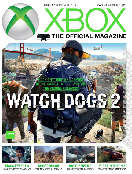 Official Xbox Magazine (US) July 19, 2016 00:00