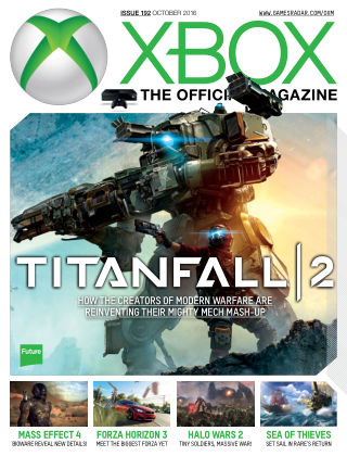 Official Xbox Magazine (US) October 2016