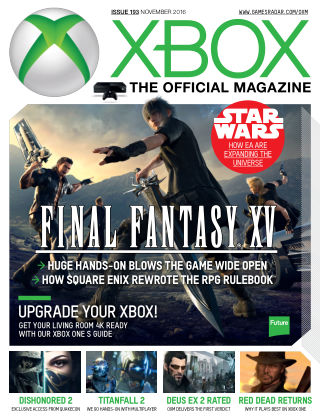 Official Xbox Magazine (US) November 2016