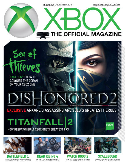 Official Xbox Magazine (US) October 11, 2016 00:00
