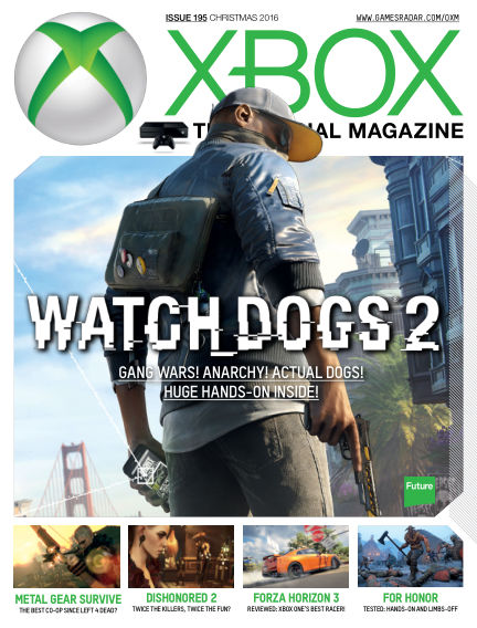Official Xbox Magazine (US) November 08, 2016 00:00
