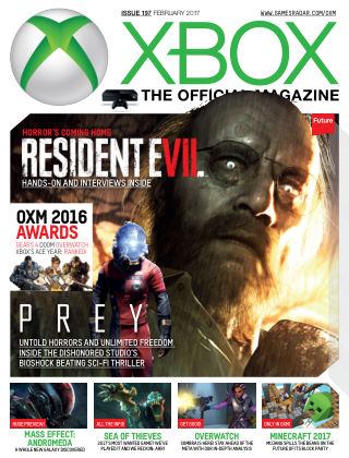 Official Xbox Magazine (US) February 2016