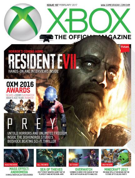 Official Xbox Magazine (US) January 10, 2017 00:00