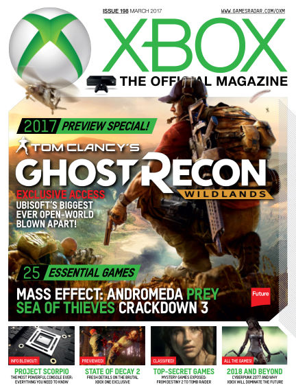 Official Xbox Magazine (US) January 31, 2017 00:00