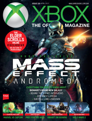 Official Xbox Magazine (US) April 2017