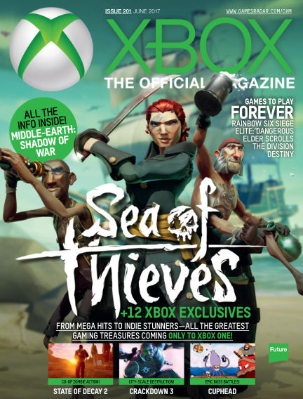 Official Xbox Magazine (US) May 02, 2017 00:00