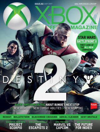 Official Xbox Magazine (US) Jul 2017