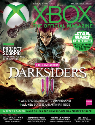 Official Xbox Magazine (US) Aug 2017