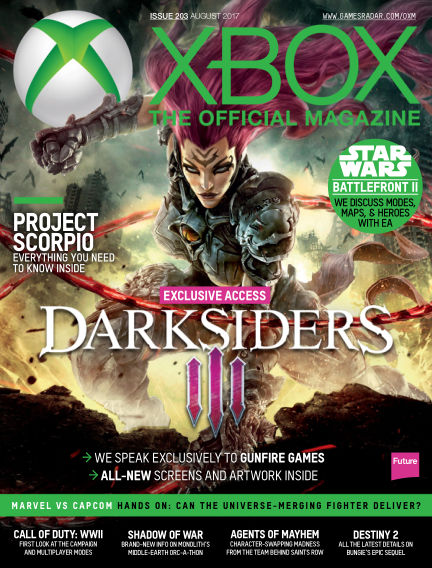 Official Xbox Magazine (US) June 27, 2017 00:00