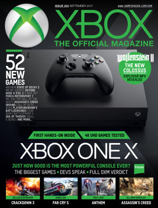 Official Xbox Magazine (US) Sep 2017
