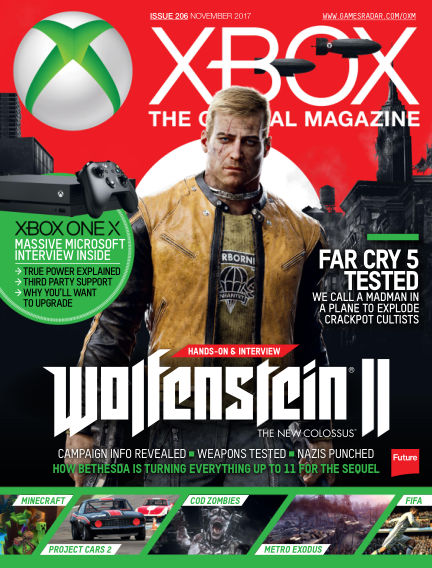 Official Xbox Magazine (US) September 19, 2017 00:00