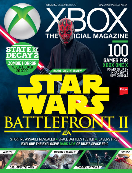 Official Xbox Magazine (US) October 17, 2017 00:00