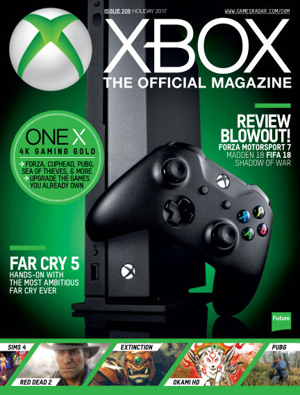 Official Xbox Magazine (US) November 14, 2017 00:00