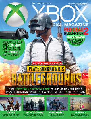Official Xbox Magazine (US) Issue 209