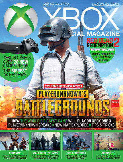 Official Xbox Magazine (US) December 12, 2017 00:00