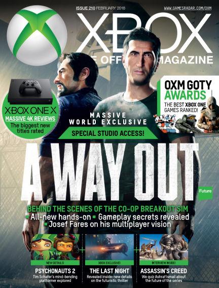 Official Xbox Magazine (US) January 09, 2018 00:00