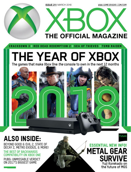 Official Xbox Magazine (US) February 06, 2018 00:00