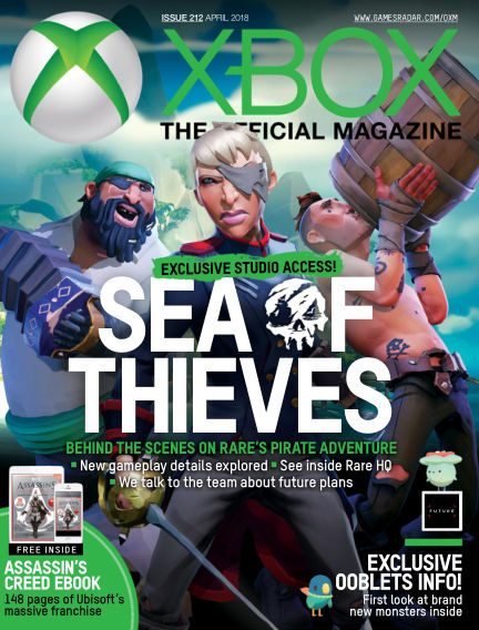 Official Xbox Magazine (US) March 06, 2018 00:00