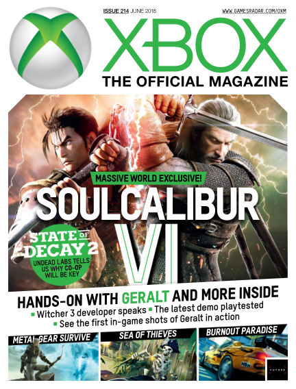 Official Xbox Magazine (US) May 01, 2018 00:00