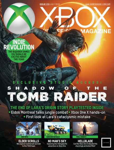 Official Xbox Magazine (US) May 29, 2018 00:00
