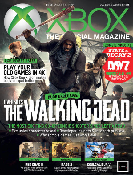 Official Xbox Magazine (US) June 26, 2018 00:00
