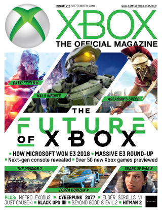 Official Xbox Magazine (US) Issue 217