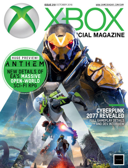 Official Xbox Magazine (US) August 21, 2018 00:00