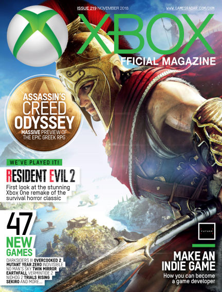 Official Xbox Magazine (US) September 18, 2018 00:00