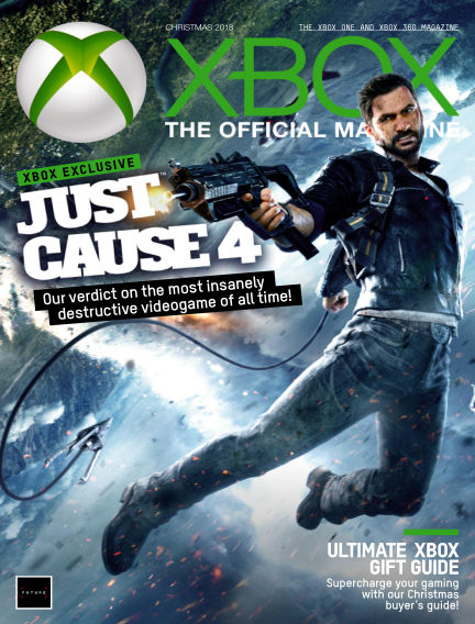 Official Xbox Magazine (US) November 16, 2018 00:00